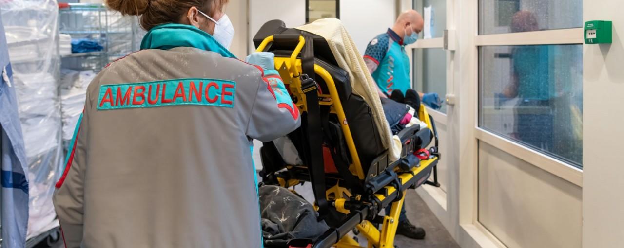 incident ambulance